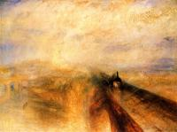 Joseph Mallord William Turner : Rain, Steam and Speed, The Great Western Railway