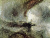 Joseph Mallord William Turner : Snow Storm
