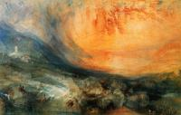 Joseph Mallord William Turner : Goldau