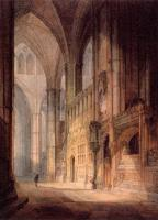 Joseph Mallord William Turner : St. Erasmus in Bishop Islips Chapel, Westminster Abbey