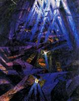 Umberto Boccioni : The Strengths of a Street