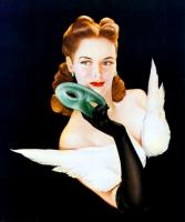 Alberto Vargas : Varga Girl January 1941 Poster