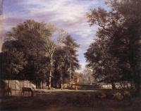Adriaen Van De Velde : The Farm