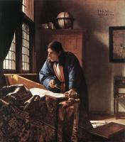 Jan Vermeer : The Geographer