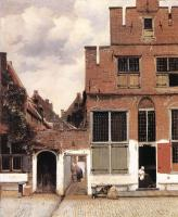 Jan Vermeer : The Little Street