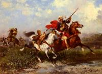 Georges Washington : Battle of the Arab Cavaliers