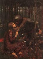John William Waterhouse : La belle dam sans mercie