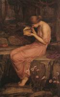 John William Waterhouse : Psyche Opening the Golden Box