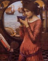 John William Waterhouse : Destiny