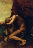George Frederick Watts : Adam and Eve