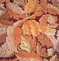 William Morris : acanthus