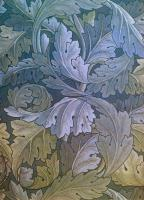William Morris : blueacanthus