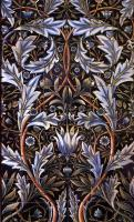 William Morris : flowertile