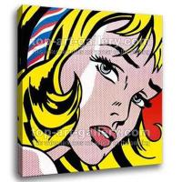 Pop Canvas Paintings